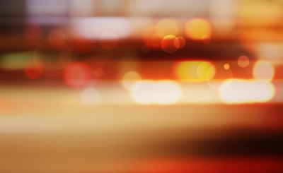 Night Traffic Out Of Focus by Feelart