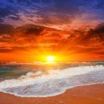 Blushing Horizon