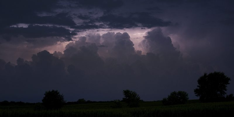 Trifle Of Storms