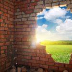 Every Tear A Brick To Freedom