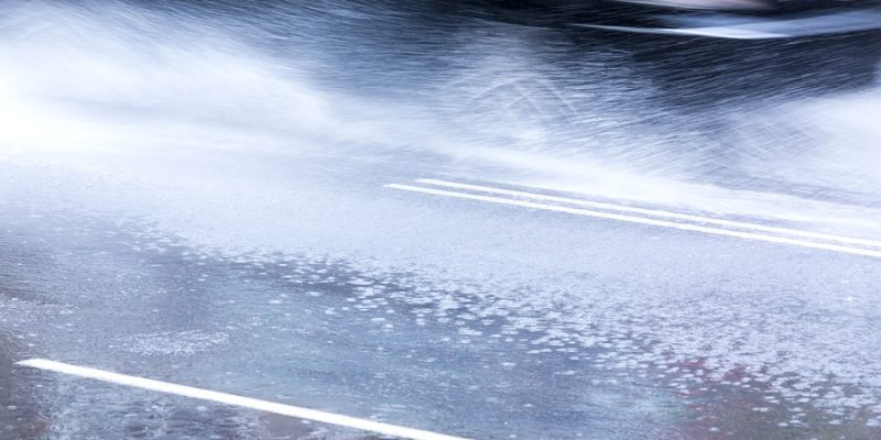 Car Splashes