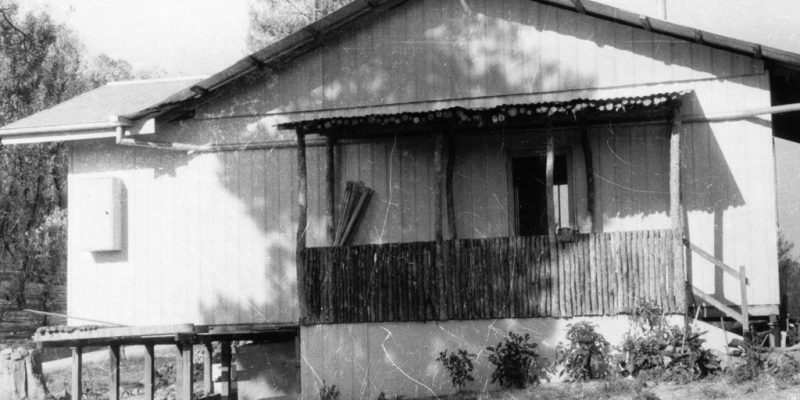 Home In Warrandyte 1962