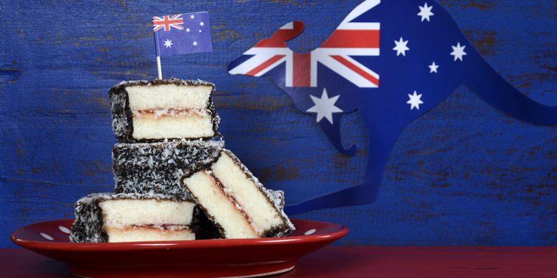 Happy Australia Day January 26 Party Food
