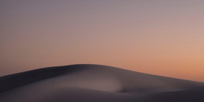 Curves Like A Sand Dune